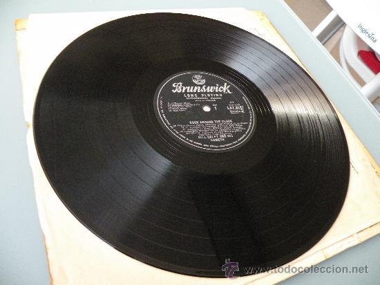 Discos de vinilo: BILL HALEY & HIS COMETS,LP ROCK AROUND THE CLOCK,ORIGINAL UK 1956!!BUDDY HOLLY, ELVIS, GENE VINCENT - Foto 3 - 26888347