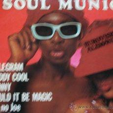 Discos de vinilo: PHIL CONWAY & THE FREE GROUP,SOUL MUNICH DEL 77. Lote 18549757