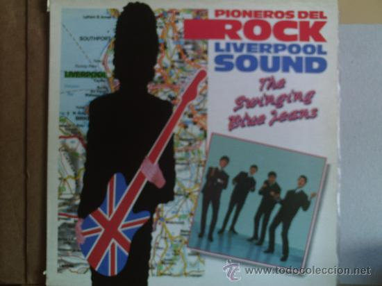 THE SWINGING BLUE JEANS ---- SHAKE ! THE BEST (Música - Discos - LP Vinilo - Pop - Rock Extranjero de los 50 y 60)