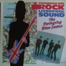 Discos de vinilo: THE SWINGING BLUE JEANS ---- SHAKE ! THE BEST. Lote 18553258
