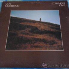Discos de vinilo: VAN MORRISON ( COMMON ONE ) NEW YORK-USA 1980 LP33 WARNER BROS RECORDS. Lote 18556260