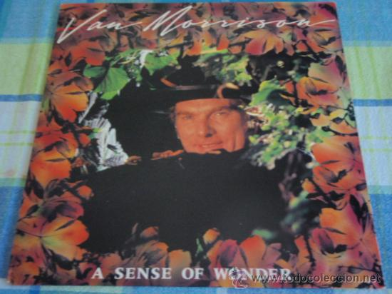 VAN MORRISON - A SENSE OF WONDER USA-1985 LP MERCURY RECORDS (Música - Discos - LP Vinilo - Pop - Rock - New Wave Extranjero de los 80)