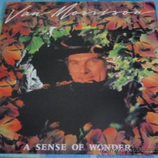 Discos de vinilo: VAN MORRISON - A SENSE OF WONDER USA-1985 LP MERCURY RECORDS. Lote 18556472