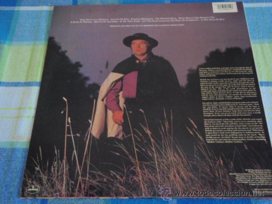 Discos de vinilo: VAN MORRISON - A SENSE OF WONDER USA-1985 LP MERCURY RECORDS - Foto 2 - 18556472