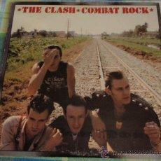 Discos de vinilo: THE CLASH - COMBAT ROCK NEW YORK - USA 1982 LP EPIC. Lote 18561445