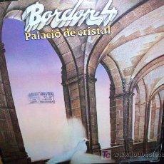 Discos de vinilo: BORDON 4 LP PALACIO DE CRISTAL. Lote 45443817
