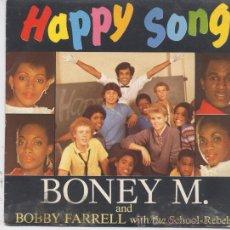 Dischi in vinile: BONEY M,HAPPY SONG DEL 85. Lote 18576040