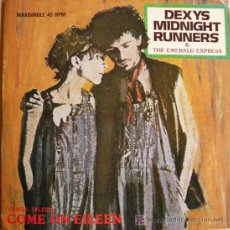 Discos de vinilo: DEXYS MIDNIGHT RUNNERS & THE EMERALD EXPRESS. Lote 18649639