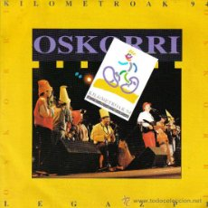 Discos de vinilo: OSKORRI-KILOMETROAK 94 SINGLE 1994 SPAIN. Lote 18607878