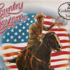Discos de vinilo: COUNTRY WESTERN - 20 GOLDEN HITS VOL 6 **. Lote 18611757