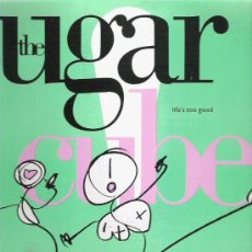 Discos de vinilo: SUGAR CUBES - LIFE`S TOO GOOD ** LP GRABACIONES ACCIDENTALES 1988 **. Lote 19809576