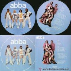 Discos de vinilo: ABBA/ ABBA/ LP / EDICION LIMITADA FOTODISCO EDIC. BRASILEÑA. Lote 18617511