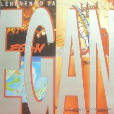 Discos de vinilo: EGAN-LEHENENGO LAU DISKOETATIK LP 1991 SPAIN. Lote 18620540