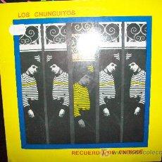 Discos de vinil: CHUNGUITOS LP RECUERDO DE ENRIQUE. Lote 27395122