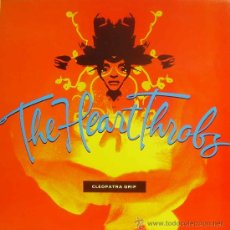 Discos de vinilo: THE HEART THROBS-CLEOPATRA GRIP LP VINILO 1990 SPAIN. Lote 18622589