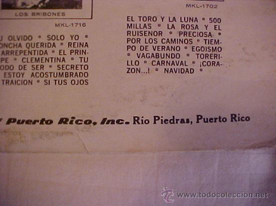 Discos de vinilo: el grillito Cri Cri Francisco Gabilondo Soler - Foto 4 - 26877756