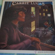 Discos de vinilo: CARRIE LUCAS ( STREET CORNER SYMPHONY ) NEW YORK - USA 1978 LP33 SOUND OF LOS ANGELES RECORDS. Lote 18657042