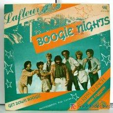 Discos de vinilo: LAFLEUR - BOOGIE NIGHTS (SPECIAL REMIX BPM120) - MAXI CFE 1983 (FUNK/SOUL/DISCO) BPY. Lote 27343426