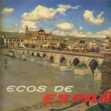 Discos de vinilo: 10 PULGADAS - GEORGE FEYER - ECOS DE ESPAÑA (BELTER 10007). Lote 18685129