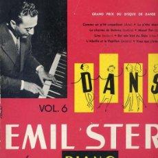 Discos de vinilo: 10 PULGADAS - EMIL STERN VOL 6 (RIVIERA 6547). Lote 18685777
