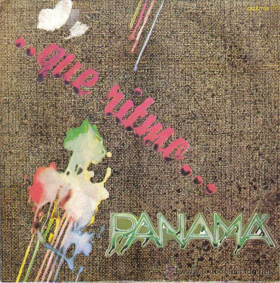 PANAMA-QUE RITMO SINGLE VINILO 1984 PROMOCIONAL SPAIN (Música - Discos - Singles Vinilo - Grupos y Solistas de latinoamérica)