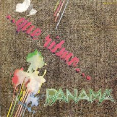 Discos de vinilo: PANAMA-QUE RITMO SINGLE VINILO 1984 PROMOCIONAL SPAIN. Lote 18687428