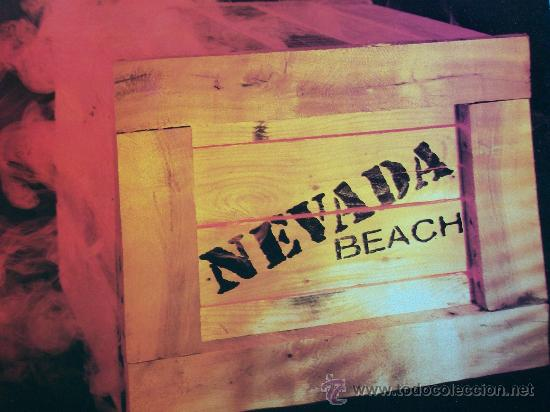 NEVADA BEACH, DE MUSIC FOR NATIONS DEL 90 (Música - Discos - LP Vinilo - Heavy - Metal)
