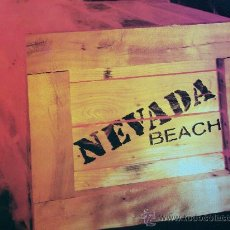 Discos de vinilo: NEVADA BEACH, DE MUSIC FOR NATIONS DEL 90. Lote 18688286