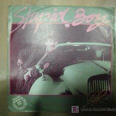 Discos de vinilo: TINO CASAL. STUPID BOY. MAXI SINGLE, EDICION ESPECIAL LIMITADA.. Lote 18714095