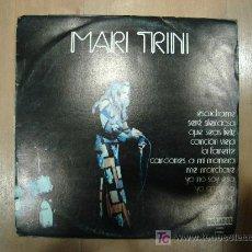 Discos de vinilo: MARI TRINI.. Lote 18714268