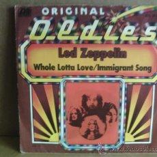 Discos de vinilo: LED ZEPPELIN ---- WHOLE LOTTA LOVE . Lote 18719859