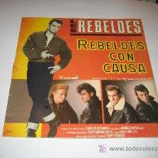 Discos de vinilo: REBELDES CON CAUSA - . Lote 18727670