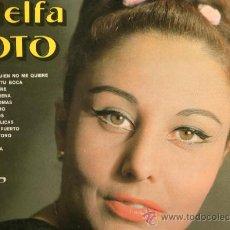 Discos de vinilo: ADELFA SOTO 1972 OLYMPO L-49. Lote 26554011