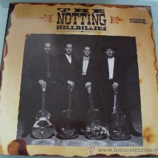 Discos de vinilo: NOTTING HILLBILLIES - MISSING - LP VINILO - MARK KNOPFLER. Lote 18741324