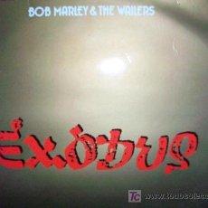 Discos de vinilo: BOB MARLEY & THE WAILERS - LP EXODUS. Lote 30558450