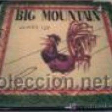 Discos de vinilo: BIG MOUNTAIN LP WAKE UP Nº1 USA 09. Lote 26252268