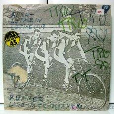 Disques de vinyle: TRIO - ANNA - LETMEIN LETMEOUT - MAXI MERCURY 1982 (SYNTH-POP) BPY. Lote 18827903