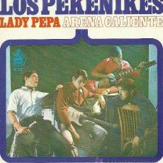 Discos de vinilo: LOS PEKENIKES