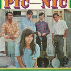 Discos de vinilo: PIC-NIC