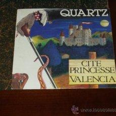Discos de vinilo: QUARTZ SINGLE CITE PRINCESSE. Lote 18845531