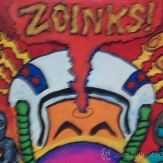 Dischi in vinile: ZOINKS, BAD MOVE-SPACE CADET DEL 95. Lote 18853320