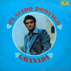 Discos de vinilo: LP DE PLÁCIDO DOMINGO AÑO 1976 EDICIÓN ARGENTINA. Lote 27481881