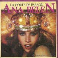 Dischi in vinile: ANA BELEN SINGLE SELLO CBS EDITADO EN ESPAÑA AÑO 1985 PROMOCIONAL SOLO UNA CARA. Lote 18872809