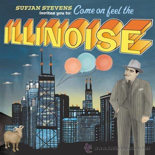 2LP SUFJAN STEVENS ILLINOISE VINILO (Música - Discos - LP Vinilo - Pop - Rock Extranjero de los 90 a la actualidad)