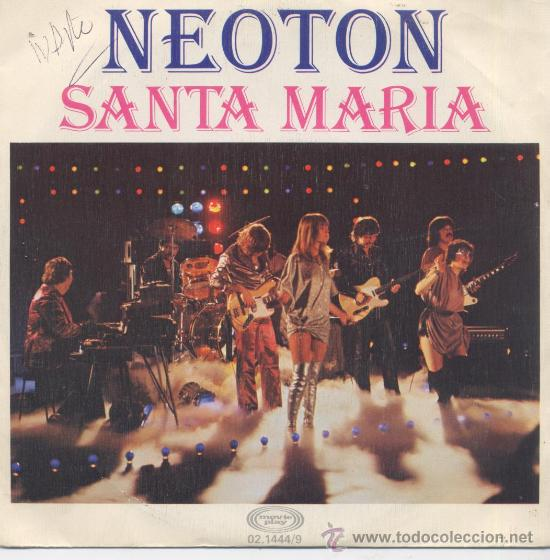 NEOTON,SANTA MARIA DEL 79 (Música - Discos - Singles Vinilo - Pop - Rock - Extranjero de los 70)
