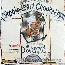 Discos de vinilo: LP PAVEMENT CROOKED RAIN CROOKED RAIN VINILO + MP3. Lote 147840100