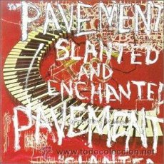 Discos de vinilo: LP PAVEMENT SLANTED AND ENCHANTED VINILO. Lote 207097288