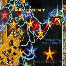 Discos de vinilo: LP PAVEMENT TERROR TWILIGHT VINILO. Lote 28405208