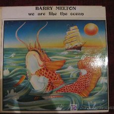 Discos de vinilo: BARRY MELTON - WE ARE LIKE THE OCEAN. Lote 26990772