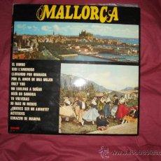 Discos de vinilo: VACACIONES EN MALLORCA LP VOCES UNIDAS 1973 SAEF. Lote 18917584